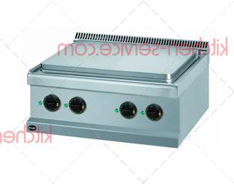 Плита электрическая 4-х конфорочная 700 серия APRE-77T APACH