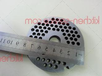 Решетка 5 мм к мясорубке МИМ-300, МИМ-300М, МИМ-350, МИМ-350, ТМ-32М