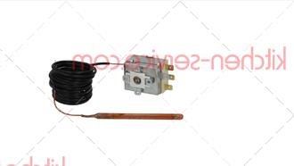 Термостат 30-90°C 103345 для машины посудомоечной т.м. VORTMAX (ВОРТМАКС)  модели FDM 500K