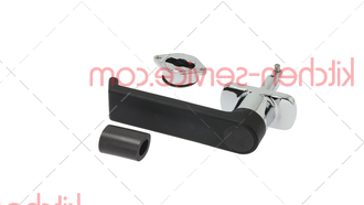 Ручка дверная в комплекте MG1000A0, KMG001 для печи UNOX. BAKERLUX-BAKERTOP-CHEFLUX HANDLE