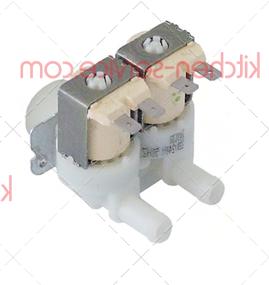 Соленоидный клапан P255001 двойной для Fagor LVC-LVR