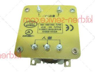 Трансформатор в сборе карусельного гриля для кур ECOLUN EN 266/268 (HEJ-266_17-20)