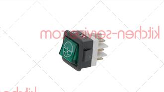 Выключатель кнопочный 24 В для COMENDA (130471)