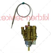 Кран-термостат для духовки REL25ST (код 120000002824)
