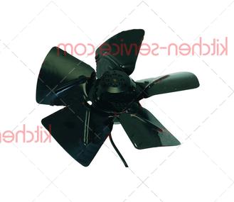 Вентилятор электродвигателя EBM-PAPST (A4E350-AA06-23)