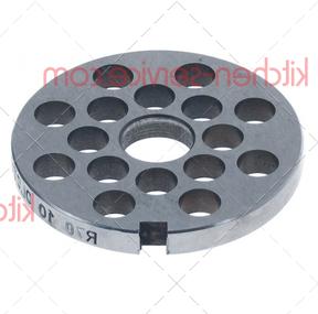 Решетка 100620 для мясорубки TS-TI12 Unger R70, 10мм