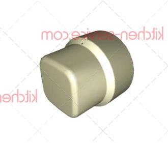 Ручка термостата LINE MICRO t 80-260 C KMN1101B UNOX