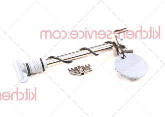 Нога в сборе  Robot Coupe MICROMIX 27356