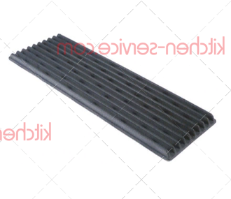 Решетка чугунная 500x160x18 мм MODULAR (681.011.00)