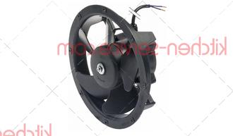 Вентилятор всасывающий 172 мм ELCO (ECM 12-15)