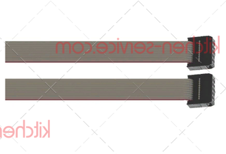 Кабель ленточный 10 полос 100 мм ASTORIA C.M.A. (22628015)