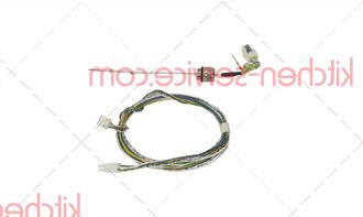 87.01.221 Электрод уровня воды 135 мм с кабелем SCC, CM 101, 102, 202G