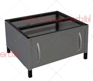 Подставка с тепловым шкафом для гриля VESTA 45