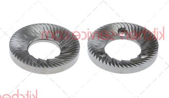 Жернова диаметр 65 мм (комплект) для кофемолки CUNILL (MC0058/61)