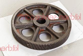 Колесо зубчатое 600-02.004 (большая шестерня) для мясорубки МИМ-600
