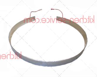 Элемент нагревательный ТЭН внутренней чаши для HKN-SR180 HURAKAN