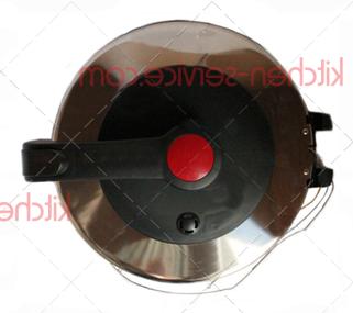 Крышка в сборе для рисоварки HKN-SR56M HURAKAN