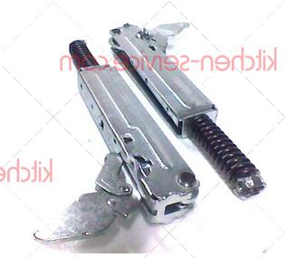 Комплект петель CR1015A, KCR1015A, KCR013 для печи UNOX XF 135. KIT HINGES L.M. ARIANNA CR1015A0