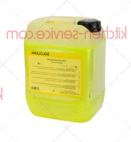 Средство для удаления запахов и загрязнений SOLCLEAN ProGood Aroma, канистра 5 кг
