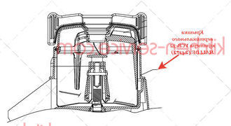 Крышка вертикального куттера VCB-32 HALLDE (24172)