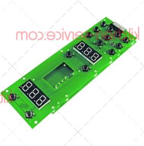 Плата электрическая (управления) RC01859000 для печей пароконвекционных т.м. VORTMAX (ВОРТМАКС) , серий OIM, OIB