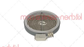 Конфорка электрическая Ceramaspeed 1200W 230V (490116)