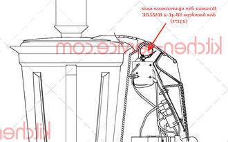 Вставка для кулачкового вала для блендера SB-4L-2 HALLDE (23171)