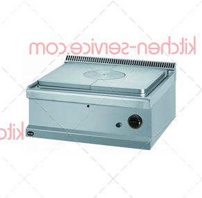Плита электрическая 4-х конфорочная 700 серии APRGS-77T APACH