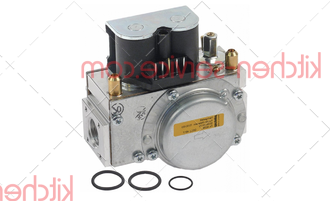 87.01.148 Газовый клапан в сборе SEP Rational SCC_WE, CM_P 102-201-202, начиная с 09.2011 заменяет 70.00.633