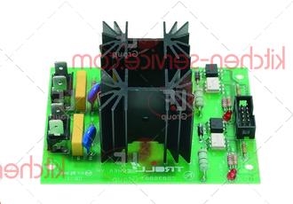 Панель управления 103X74 мм TECNOEKA (01900100)