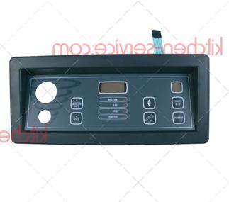 Клавиатура мембранная HENKELMAN (8000400)