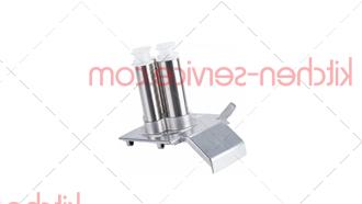 Воронка с 4 вертикальными трубками ROBOT COUPE (28162)