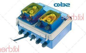 Дозатор моющего средства двойной Twin 20 SEKO (361443)