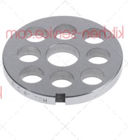 Решетка 100770 для мясорубки TS-TI22 Unger H82, 16мм