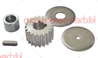 Шестеренка (шкив) к мотору CL50E (29530)