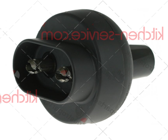 Редуктор (коробка венчика) 89651 для миксера ручного MP250-350-450 Combi