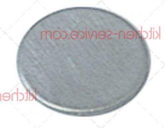 Пластина из нержавеющей стали для ATA (7104)