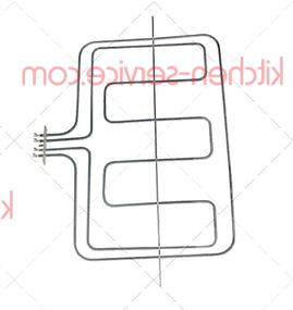 Элемент нагревательный ТЭН 3700Вт 230В TECNOEKA (01200910)