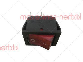 Выключатель клавишный для кипятильника ECOLUN M 10/20/30/35 (ML-A1_16)