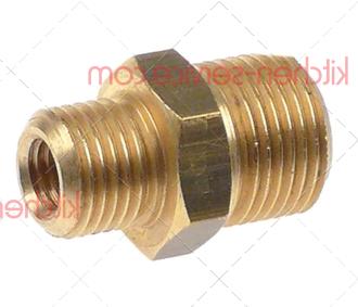 Фитинг для распылителя 3/8Мx1/4М ASTORIA C.M.A. (25716003)