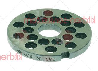 Решетка 13 мм для мясорубки Unger B98