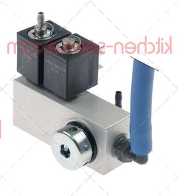 Блок клапана электромагнитного 7,5 мм HENKELMAN (0280039)
