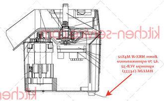 Винт MRX-H M4X12 A2 70 вертикального куттера VCB-32 HALLDE (14333)