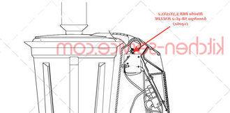Шайба BRB 5,3X15X1,2 блендера SB-4L-2 HALLDE (14062)