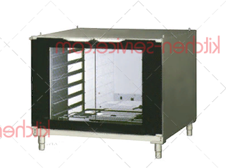 Крючок для уплотнения двери XL404 8 шт. KGN1245A UNOX