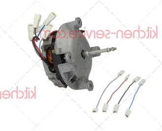 Двигатель KVN002, VN027, KVN0027A для печи UNOX XF085, XF090, XV202, XV301, XV401, XV501, XG090