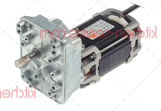 Мотор-редуктор 500627, 002144 для сковороды Electrolux, Zanussi