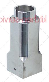 RC01137000 Горелка Venturi 7200 W для Tecnoinox