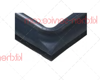 Уплотнитель двери 5105.1020Р для пароконвектомата Rational СРС61