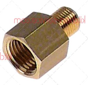 Фитинг 1/8M-1/4F ASTORIA C.M.A. (25743)